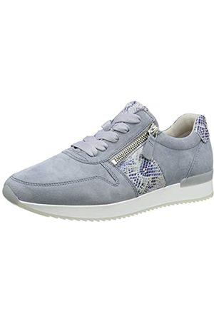 Gabor Shoes Damen Jollys Sneaker, (Aquamarin Kombi 10)