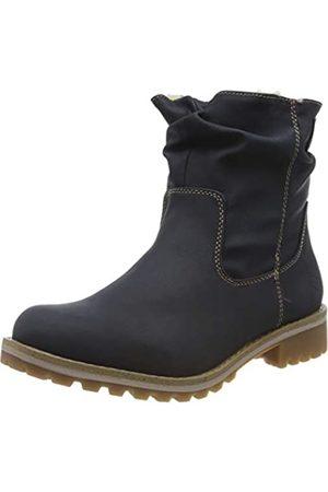 Jane Klain Damen 254 587 Combat Boots, (Navy 836)