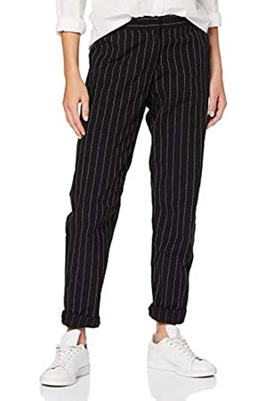 People Tree Peopletree Damen Corin Pinstripe Trousers Hose