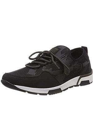 TOM TAILOR Herren 5885202 Sneaker, (Black 00001)