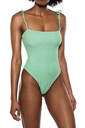 Ivyrevel Damen Crinkle Swimsuit Badeanzug