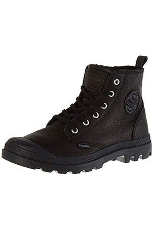Palladium Unisex-Erwachsene Pampa Hi Z L U Hohe Sneaker, (Black/Black 466)