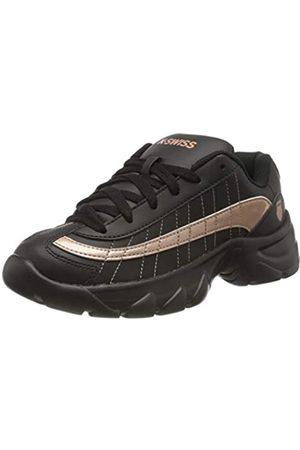 K-Swiss Damen ST129 Sneaker, (Black/Rose 091)