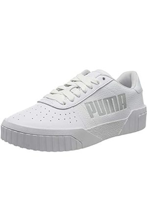 Puma Damen Cali Statement WNS Fußballschuhe, White Black