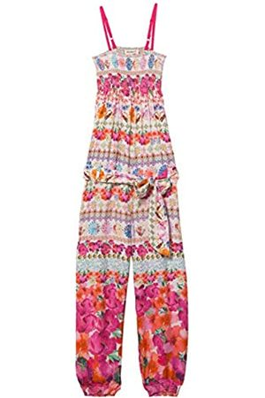 Desigual Mädchen Girl Woven Overall Trousers (Pant_BUCARDO) Hose