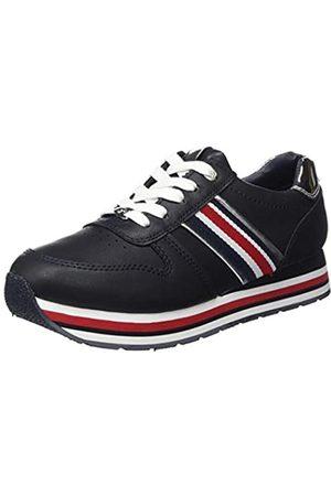 TOM TAILOR Mädchen 8072301 Sneaker, (Navy 00003)
