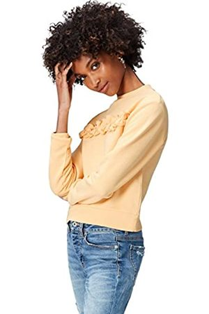 FIND Sweatshirt Damen aus Baumwoll-Jersey, mit Rüschen
