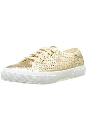 Superga Damen 2750-LASEREDSYNTPEARLEDW Sneaker, (Platinum 974)