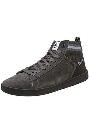 Vespa Herren New Wave Hohe Sneaker, (Nearly Black 98)