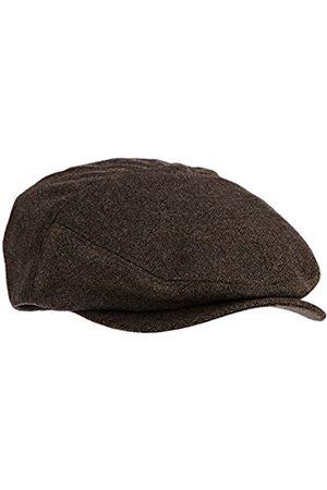 Bailey 44 Herren Ormond Schirmmütze, -Brown Herringbone