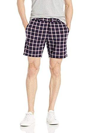 Goodthreads Amazon-Marke: Herren-Shorts, 17,8 cm Schrittlänge, mit komfortablem Stretch, aus Leinen/Baumwolle
