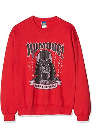 STAR WARS Herren Men's Christmas Darth Vader Humbug Sweatshirt