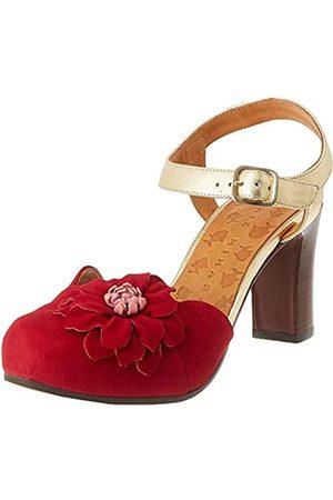 Chie Mihara Damen Imelda Knöchelriemchen Sandalen