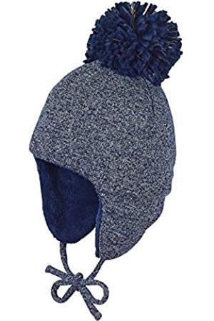 Sterntaler Inka-Mütze für Mädchen mit Bommel und Bindebändern, Alter: ab 18-24 Monate, Größe: 51