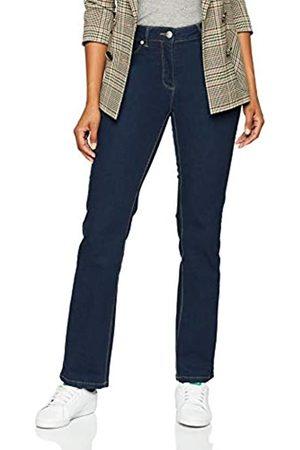 Damart Damen Jambe Droite Jeans