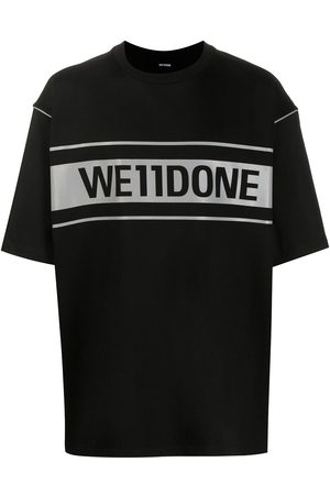 We11 Done T-Shirt im Oversized-Design