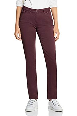 CECIL Damen 372529 Vicky Slim Fit Hose