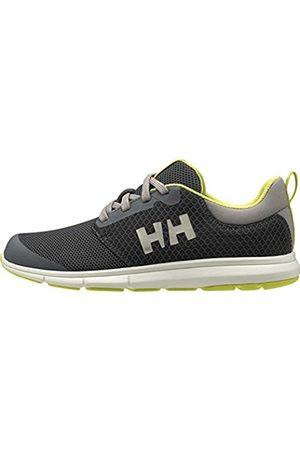 Helly Hansen Damen W Feathering Bootsportschuhe, (Charcoal/Ebony/Off White 964)