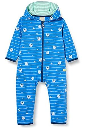 loud + proud Baby-Jungen Overall Allover Print Organic Cotton Strampler