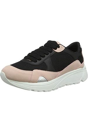 New Look Damen Mass Sneaker, (Black 1)