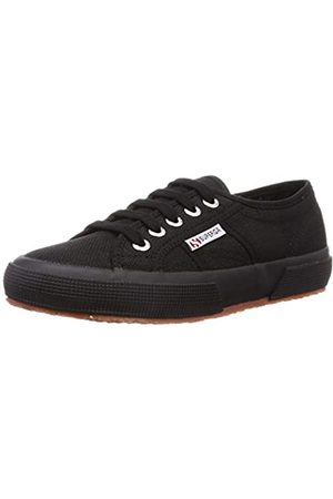 Superga 2750 Cotu Classic Mono, Unisex-Erwachsene Sneaker, (Full Black S996)