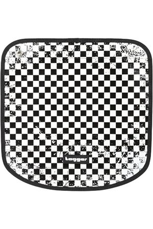 Tagger Flapgroß-CHECKERS-Buildyourownbag