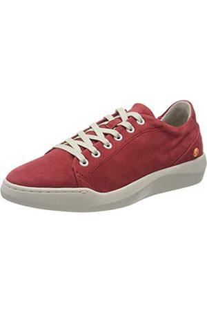 softinos Damen BAUKII579SOF Sneaker, (Lipstick Red 008)