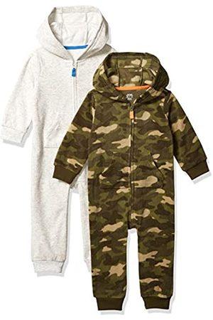 Amazon 2-Pack Microfleece Hooded Coverall fashion-hoodies