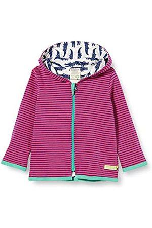 loud + proud Mädchen Reversible Hooded Jacket Organic Cotton Jacke