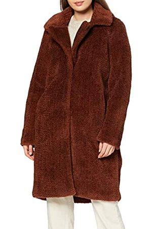 Only Damen ONLTINKA Long Sherpa Coat OTW Mantel