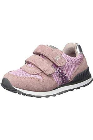 Richter Kinderschuhe Mädchen Junior Sneaker, Pink (Powder/Candy/Silver 1101)