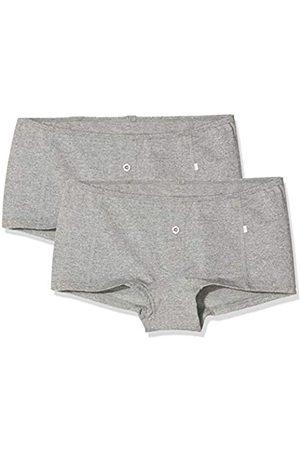 Claesen's Claesen's Damen 2-Pack Boxer Panties