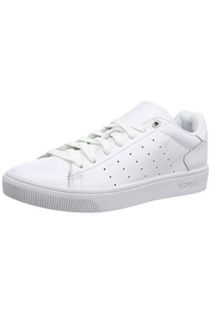 K-Swiss Herren Court Frasco II Sneaker, (White/White 101)