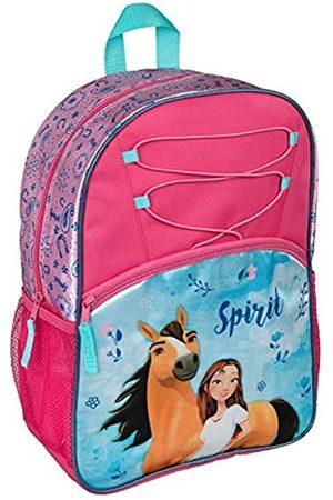 UNDERCOVER Rucksack für Schule und Freizeit, DreamWorks Spirit Schulrucksack
