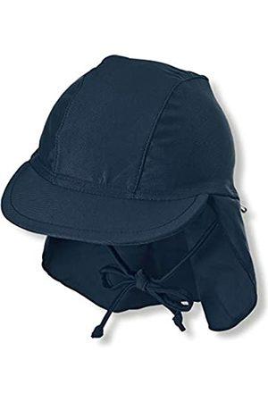 Sterntaler Unisex-Baby Schirmmütze mit Nackenschutz Hat