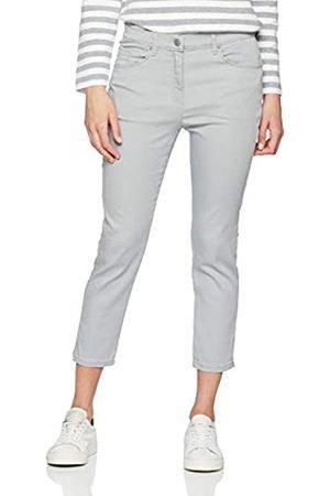 Brax Damen Skinny Skinny Jeans LESLEY S | Super Slim | 6207, (Light Grey 3)