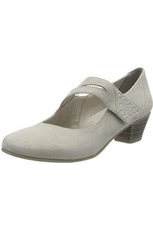 Jana 100% comfort Damen 8-8-24303-24 Slipper, (Grey 200)