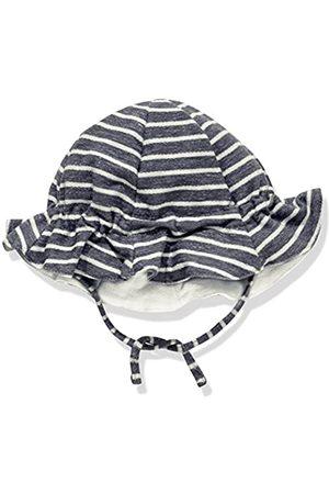 Barts Frottee Sonnenhut 86632031 Emu Hat In Navy - Weiß Gestreift Gr. 47 (12mns - 1