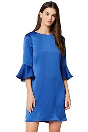 TRUTH & FABLE Amazon-Marke: Damen Kleid mit ausgestellten Ärmeln, 34