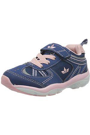 LICO Mädchen Calango VS Sneaker, (Marine/ Marine/ )