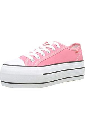 Coolway Damen Grease Sneakers, Pink (Pnk 810)
