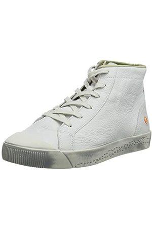 softinos Damen KIP405SOF Hohe Sneaker, (Offwhite 011)