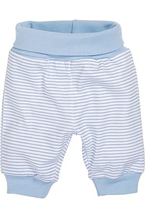 Schnizler Kinder Pump-Hose aus 100% Baumwolle, komfortable und hochwertige Baby-Hose mit elastischem Bauchumschlag, gestreift