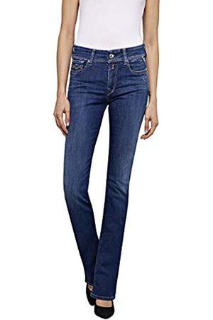 Replay Damen LUZ Bootcut Jeans