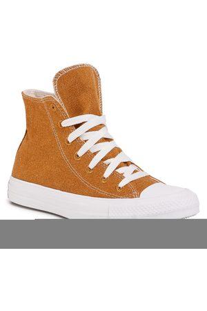 Converse Ctas Hi 166740C Wheat/Natural/White