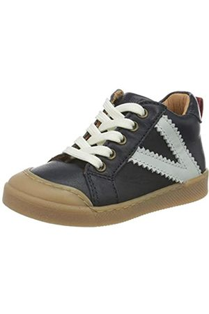 Bisgaard Unisex Baby Sylvester Sneaker, (Navy 1402)