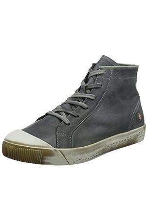 softinos Damen KIP405SOF Hohe Sneaker, (Militar 001)