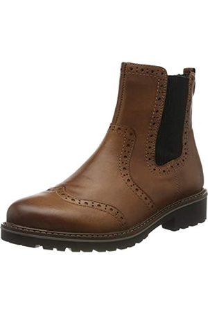 Remonte Damen R6573 Chelsea Boots, (Muskat/Muskat 24)