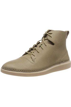 Clarks Damen Hale Rise Hohe Sneaker, (Sandstone Lea)