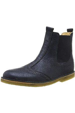 Bisgaard Mädchen Nori Chelsea Boots, (Deep 611)